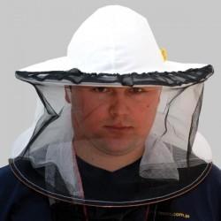 Шляпа пчеловодческая (сетка сзади, сетка спереди) Классик