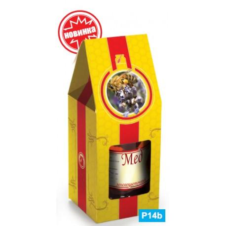 Коробка для банки 315мл