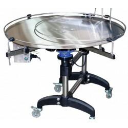 Автоматический, поворотный стол для насоса-дозатора