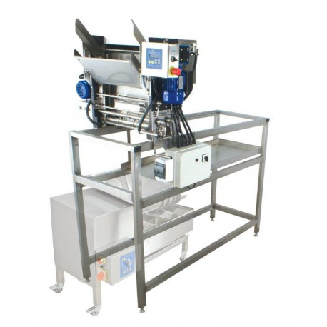 Стол для распечатки автомат (400В) с замкнутым циклом подогрева ножей