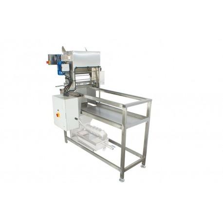 Стол для распечатки автомат (230В) с ножами, подогреваемыми электрически , без станка для отжима забруса