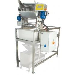Стол для распечатки автомат (400В) с замкнутым циклом подогрева ножей без станка для отжима забруса - ПРЕМИУМ
