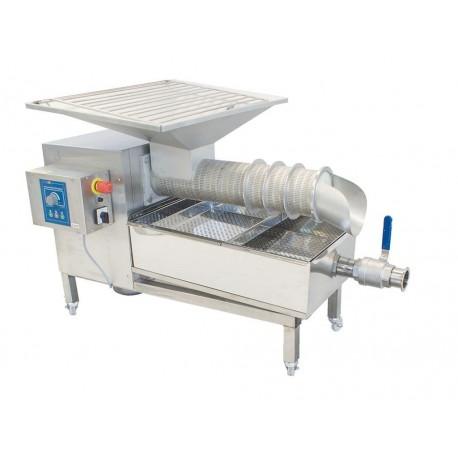 Опция B - пресс для отжима забруса 200 кг для столов для распечатки ПРЕМИУМ W902Z_P lub W903Z_P