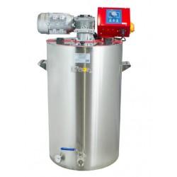 Оборудование для кремования меда 200 л (230V) С ВОДНЫМ ПОДОГРЕВОМ блок СО-2