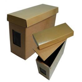 Skrzynka transportowa - kartonowa Dadant
