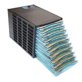 Suszarka do suszenia obnóży pyłkowych 10 szuflad