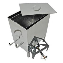 Urządzenie do wytopu wosku i dezynfekcji ramek duże + taboret gazowy GRATIS- PROMOCJA