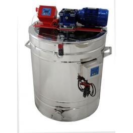 Urządzenie do kremowania miodu 100 L, (400V), z płaszczem grzewczym (na dekrystalizatorze), ze sterownikiem automatycznym