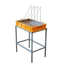 Stół do odsklepiania ramek z wanienką (100mm)