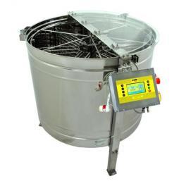 Miodarka 6-kasetowa, Ramka Dadant, Fi 1000, sterowanie automatyczne